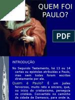 Quem Foi Paulo