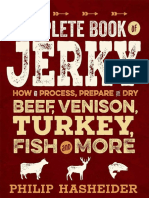 The Complete Book of Jerky - Philip Hasheider