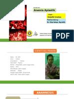 Case Anemia Aplastik