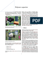 Polymer Capacitor