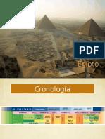 Unificacion de Egipto