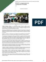 24/04/16 ReafirmatitulardeSEDESSON,compromisode GobernadoraPavlovichentemadevivienda -San Luis Digital
