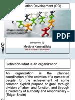 organisation Development and its future