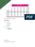 Bearing Analysis Part 7