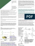 El Fundamento Químico Del Analizador de Alientoes Una Reacción Redox