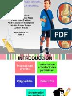 Artritis Idiopática Juvenil Final