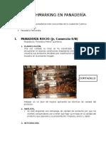 Benchmarking eBENCHMARKING EN PANADERÍAn Panadería