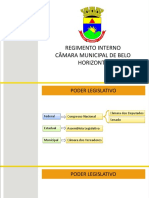 Regimento Interno Camara Municipal Belo Horizonte