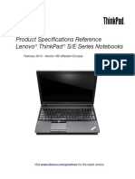 thinkpad Edgebook WE