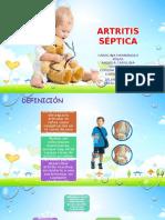 Artritis Séptica Final