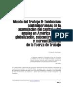 Tendencias Contemporaneas de La Acumulacion del capital y el empleo en America Latina Del Capital y Empleo en AL_NGZ_Cefiro 2015