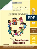 Mód. II - Sesión 3- Estrategias de Atención y Partc. de La Fam. en La Educ. Inclusiva.pdf