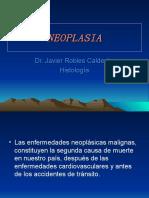 Neoplasias. Ultima Clase