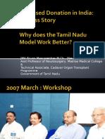 Why Tamil Nadu Model Works Better in Eradicating Organ Sale