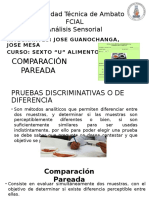 Comparacion Paread