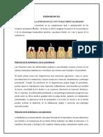 Relacion de La Endodoncia Con Otras Especialidades