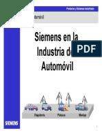 Siemens en La Industria Del Automovil
