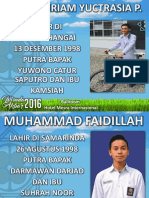 Slide Wisuda Akbar SMA