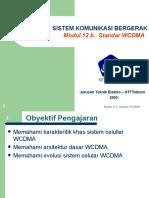 Modul 12.a _te4103_new Version Wcdma