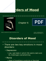 Disorders of Mood Lecture Slides PSYCH 255