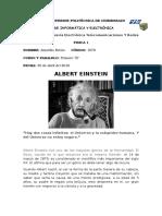 Albert Eisten- Curiosidades