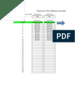 Planilla de Excel Para El Calculo de Tir y Van (1)