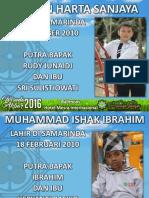 Slide Wisuda Akbar TK