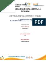 Trabajo Entrenamiento Practico Unidad III Angelica Jimenez Tapía.