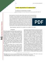 Methods to Study Degradation of Ruminant Feeds