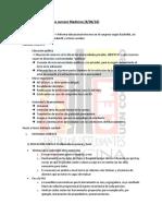 Acta Jornada Reflexiva Carrera Medicina 8/6/16