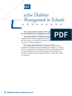 Diabetes Management Plan2