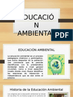 diapositivas educacion ambiental
