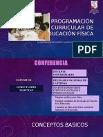 Programación Curricular de Educación Física