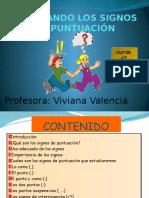 PRESENTACIÓNsignospuntuacin