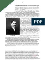 La Verdadera Historia de San Pedro de Choya (Libro)