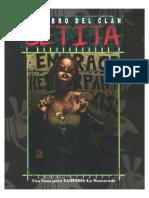 Libro de Clan Setita
