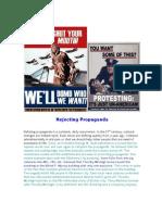 Rejecting Propaganda