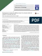 2015 Yang Etal BioresTechnol PVDF DL