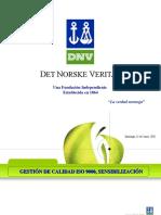 IntroduccISO9001_DNV