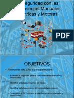 Herramientas Manuales y Motorizadas