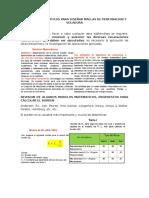 Modelos Matematicos Para Diseñar Mallas de Perforacion y Voladura