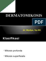 Dermatomikosis
