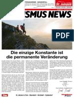 Tourismus News - 5. Ausgabe - Sommer 2016