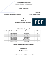 Efm  Case Study