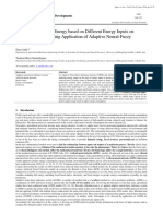Prediction of Output Energy based on Different Energy Inputs on Broiler Production using Application of Adaptive Neural-Fuzzy Inference System