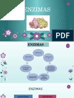 ENZIMAS Bioquimica