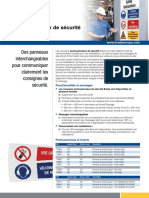 SafetySlider SellSheet Europe French