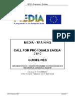 2010 Continuous Training Guidelines En