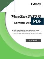 Pssx30is Guide En