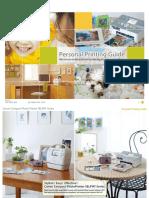 Personal Printing Guide En